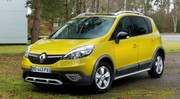 Renault Scénic, lifting et baroudeur XMOD