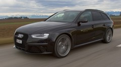 Essai Audi RS4 Avant (B8)