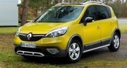 Renault Scénic XMOD : le RX4 réincarné. Ou presque