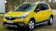 Renault Scenic Xmod, le look 4x4 pour les urbains