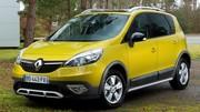 Nouveau Renault Scénic Xmod et nouveaux Scénic