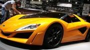Le britannique Bristol prépare sa supercar hybride