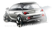Opel Adam Rocks : la citadine crossover