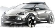Opel lance l'Adam sur la rocaille