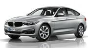 BMW Série 3 GT, les premières images