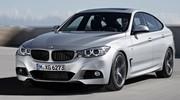 BMW Série 3 GT : photos officielles en fuite
