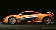 McLaren P1 : l'écran de bord façon course