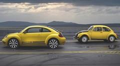Volkswagen Beetle GSR 210 ch et seulement 3 500 exemplaires dans le monde