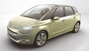 Citroën Technospace Concept 2013 ou le nouveau C4 Picasso