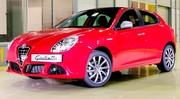 Alfa Romeo Giulietta Veloce : un tarif plus agressif