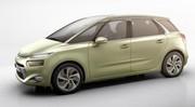 Citroën Technospace Concept : le futur Citroën C4 Picasso en approche