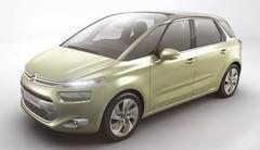 Citroën lève le voile sur son Technospace, le futur C4 Picasso