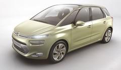 Citroën Technospace : compact et technologique