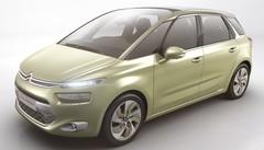 Citroën Technospace, le nouveau C4 Picasso