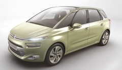 Citroën Concept Technospace : le futur C4 Picasso officiel