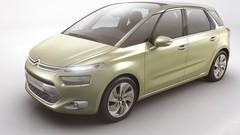 Citroën Technospace : les photos du C4 Picasso 2013