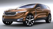 Le Kia Cross GT Concept en clair