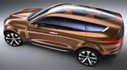 Kia concept Cross GT : le nouveau style Kia