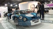 Rétromobile 2013 : Deux sportives à l'honneur chez Renault
