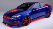 Habit Superman pour la Kia Optima hybride