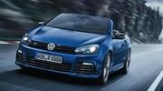 Volkswagen Golf R Cabriolet à Genève : tout ça pour ça