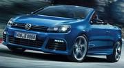Prix Volkswagen Golf R Cabriolet : Elle ne manque pas d'R