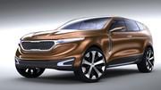 Kia Cross GT : technologie hybride en approche