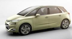Citroën Technospace, le faux concept C4 Picasso