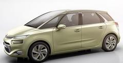 Une future Citroën innovante, le Picasso III