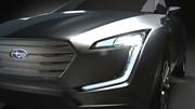 Subaru VIZIV : un nouveau concept de SUV à Genève