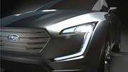 Subaru Viziv : Changement de cap ?