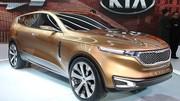 Kia Cross GT concept hybride rechargeable, il promet