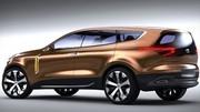 Kia dévoile le nouveau concept Cross GT