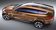 Kia Cross GT Concept, le crossover XXL