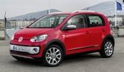Volkswagen Cross up! la petite baroudeuse !
