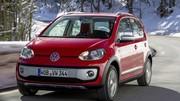 Volkswagen Cross Up : Pour jouer à grimpe-trottoir