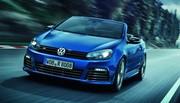 Volkswagen Golf R Cabriolet : la plus exclusive des Golf ?