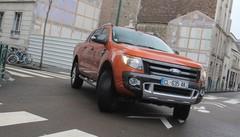 Ford Ranger Wildtrak au quotiden : jour 2, un géant dans la ville