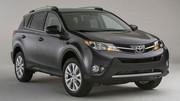 Toyota RAV4 2013 : les tarifs
