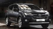 Nouveau Toyota RAV4 2013 : prix à partir de 26.590 euros