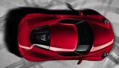 Alfa Romeo 4C officielle !