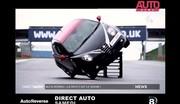 Zapping Autonews : Alfa Romeo sur 2 roues, crash sur l'autoroute et dragster corbillard