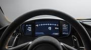 Cockpit de la McLaren P1