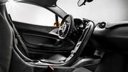 McLaren P1 : premières photos de l'intérieur !