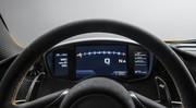 Nouvelle McLaren P1 2013 : un intérieur brut de décoffrage !