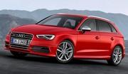 Audi S3 Sportback : 5 portes pour la S3