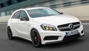 Mercedes A 45 AMG : Cadeau d'anniversaire