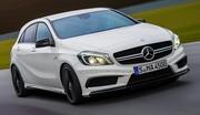 Mercedes A 45 AMG : 360 ch et quatre roues motrices !