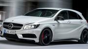 Mercedes-Benz A45 AMG : rendement maximal