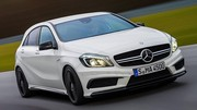 Mercedes A 45 AMG : double première pour un anniversaire